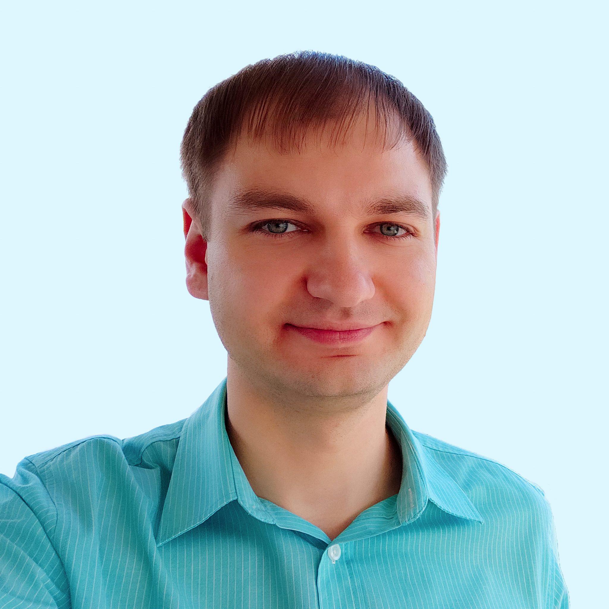 Дмитро Кривошей